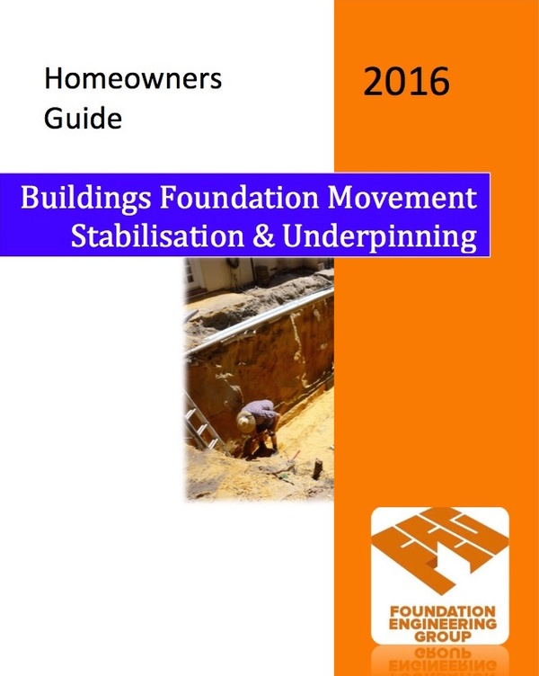 Building settlement stabilisation underpinning foundation over time your house foundations move where movement exceeds footing deign limits excess stress will be applied to the footings causing them to bend solutioingenieria Images