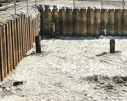 Screw Piling Design And Installation Foundation
